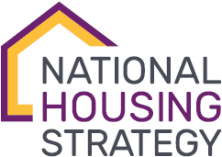 National Housing Strategy Logo