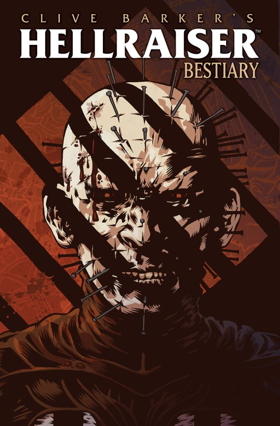 CLIVE BARKER'S HELLRAISER: BESTIARY #2 Cover A by Conor Nolan