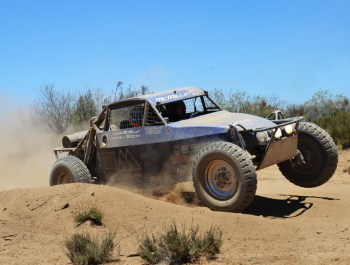 FOX McMillin B500 FOX sweeps Trophy Truck podium at SCORE Baja 500