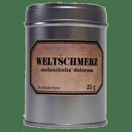 "Kräutertee ""Weltschmerz"""
