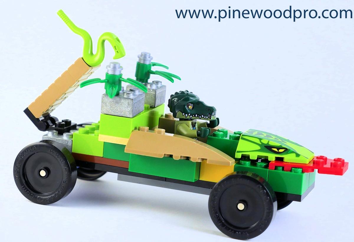 LEGO Derby Cars