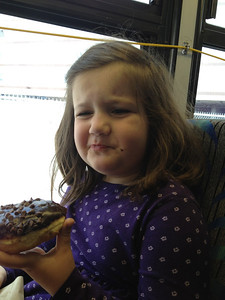 Catherine and the Yummy Donut