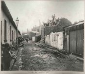 Johnstone's Lane, Sydney, c.Jul 1900. Digital ID 12487_a021_a021000005