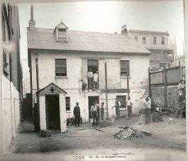 No. 11 Margaret Street, Sydney, c.Jul 1900. Digital ID 12487_a021_a021000037
