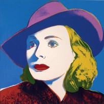 Ingrid Bergman with Hat FS II.194