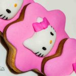 Galletas decoradas de Hello Kitty