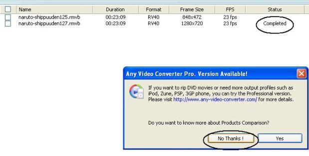 cara konvert format video audio mp4, mpg, avi, wma, mp3 dll