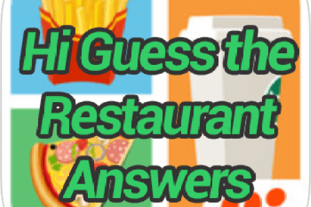 hi guess the restaurant answers