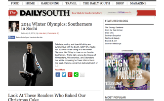 THE DAILY SOUTH