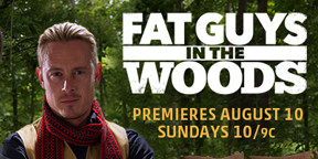 "Creek Stewart - Host of ""Fat Guys In the Woods"""