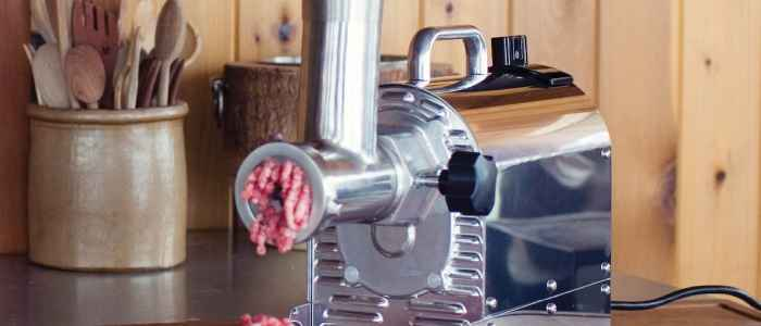 #8 Pro Series Weston Meat Grinder
