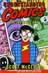 understanding comics - cover