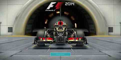 Requisiti simili al precedente capitolo per F1 2014