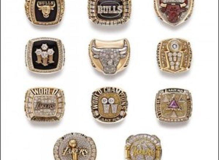 phil jackson championship rings