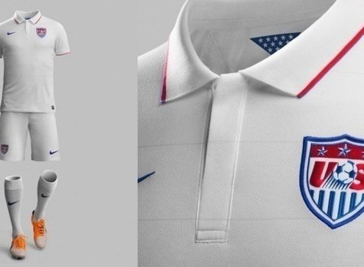 united states world cup home jerseys 2014
