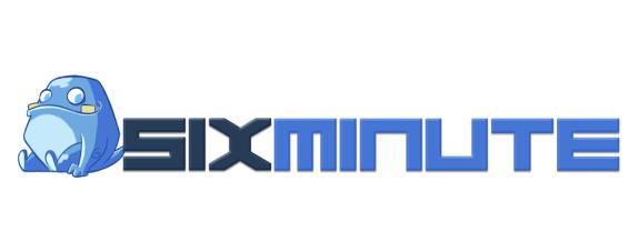 SixMinute logo
