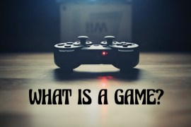 what is a game?