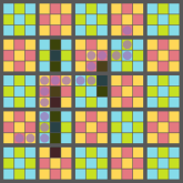 Nested Grids and Pathfinding