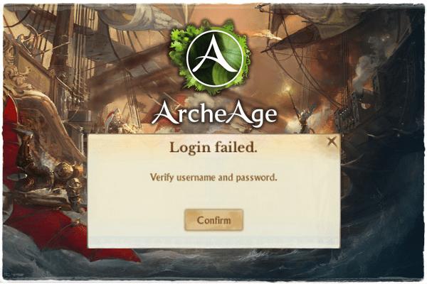 archeageloginfailed