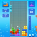 It's Tetris!