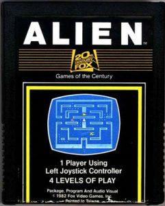 atari alien