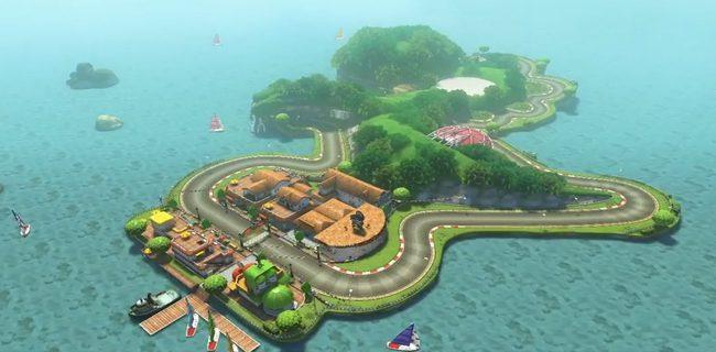 Yoshi's Circuit