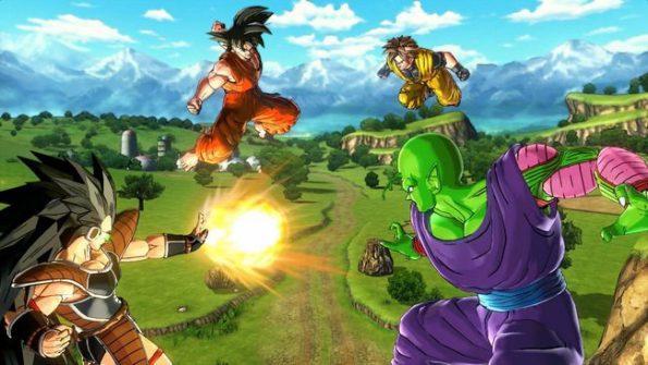Dragon Ball Xenoverse (3)