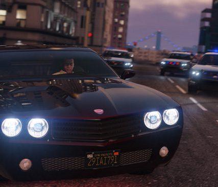 Así lucirá GTA V en resolución 4K
