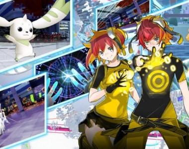 Ya hay fecha de lanzamiento de Digimon Story Cyber Sleuth