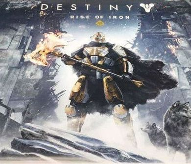 Destiny Rise of Iron nos presenta a los Iron Lords