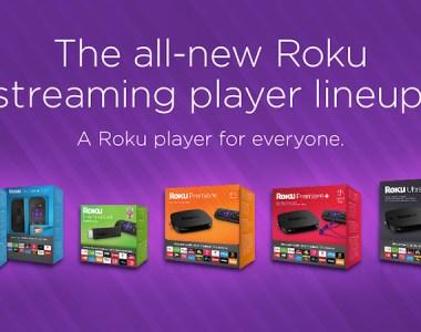 Roku anuncia una su nueva línea de productos desde $849 pesos