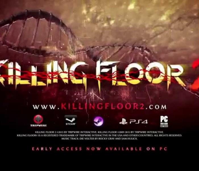 KILLING FLOOR 2 listo para su venta