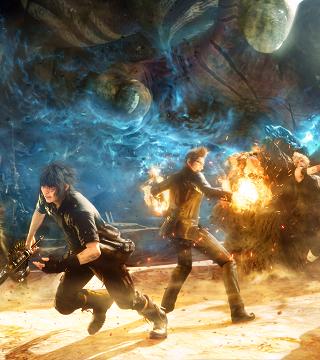 Reseña: Final Fantasy XV