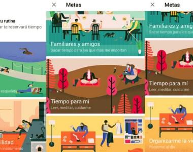 Cumple tus metas de año nuevo con Google Metas y no mueras en el intento