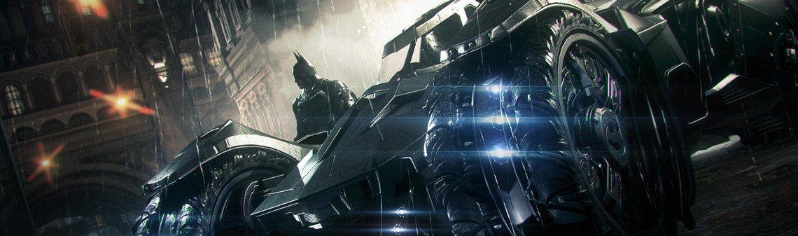 Batman Arkham Knight Update Header