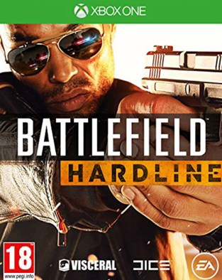 Battlefield: Hardline XBOX One Cover