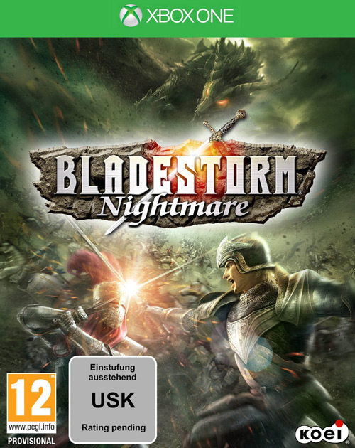 Bladestorm Nightmare XBOX One Cover