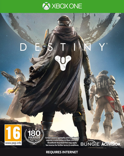 Destiny XBOX One Cover