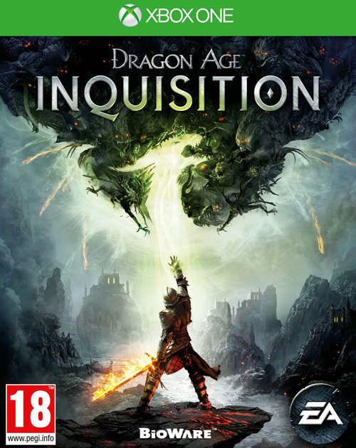 Dragon Age: Inquisition XBOX One Cover