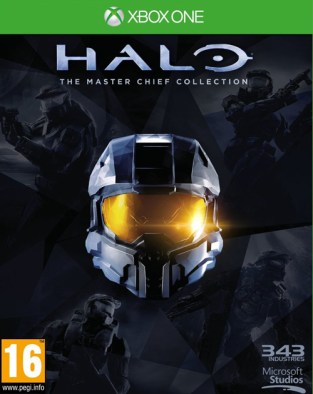 Halo: The Master Chief Collection XBOX One Cover