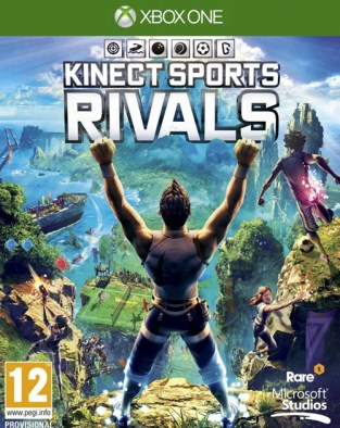 Kinect Sports Rivals XBOX One Cover