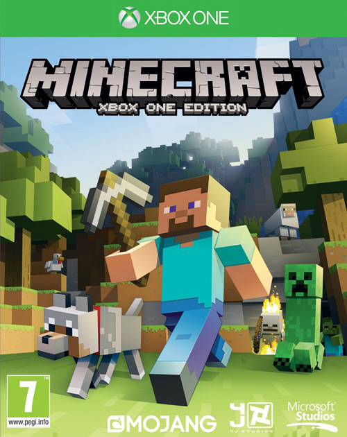 Minecraft (Xbox One Edition) XBOX One Cover