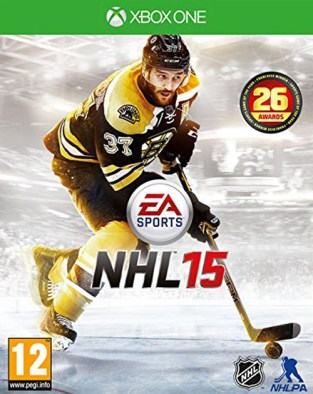 NHL 15 XBOX One Cover