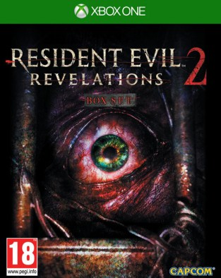 Resident Evil: Revelations 2 XBOX One Cover