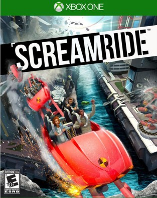 Screamride XBOX One Cover