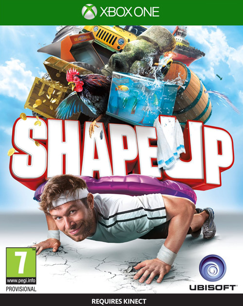 Shape Up XBOX One Cover