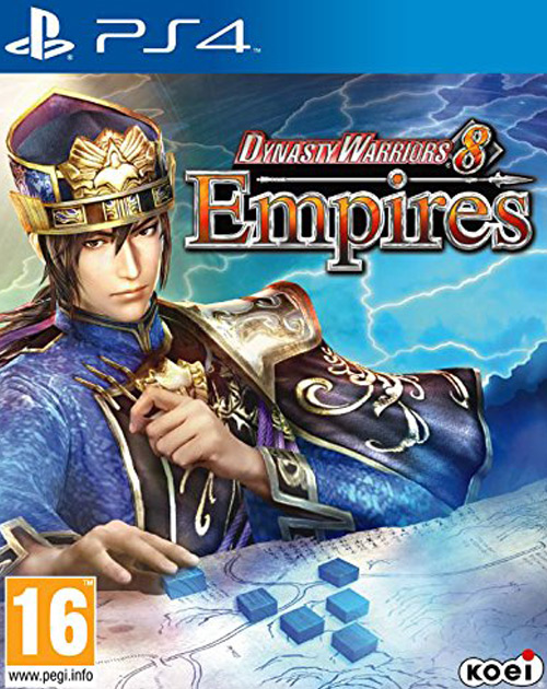 Dynasty Warriors 8: Empires PS4 Cover