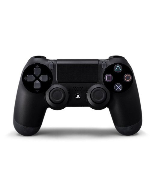 Official Sony Dualshock 4 Jet Black Controller PS4 image