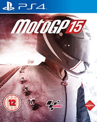 MotoGP 15 PS4 Cover