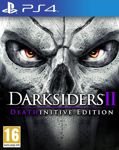 Darksiders 2: Deathinitive Edition PS4 Cover